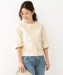 BEAMS OUTLET/Demi-Luxe BEAMS / ポケット付き キャンバスブルゾン/500744150