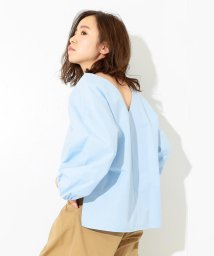 BEAMS OUTLET/Demi-Luxe BEAMS / ボリュームスリーブ コットンプルオーバー/500756212