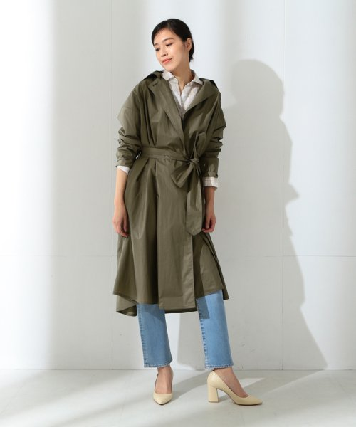 BEAMS OUTLET(ビームス アウトレット)/【Oggi10月号掲載】Demi−Luxe BEAMS / コーティングトレンチコート/68190126002