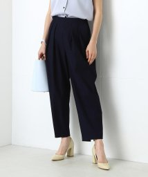 BEAMS OUTLET/Demi-Luxe BEAMS / バックスリット タックパンツ/500756292