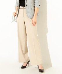 BEAMS OUTLET/Demi-Luxe BEAMS / ストレッチセミワイドパンツ/500756296