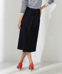 BEAMS OUTLET/Demi-Luxe BEAMS / カシュクール バックリボンスカート/500756327