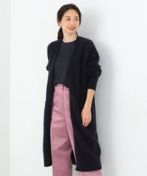 BEAMS OUTLET/Demi-Luxe BEAMS / フラッフィ ロングカーディガン/500756365