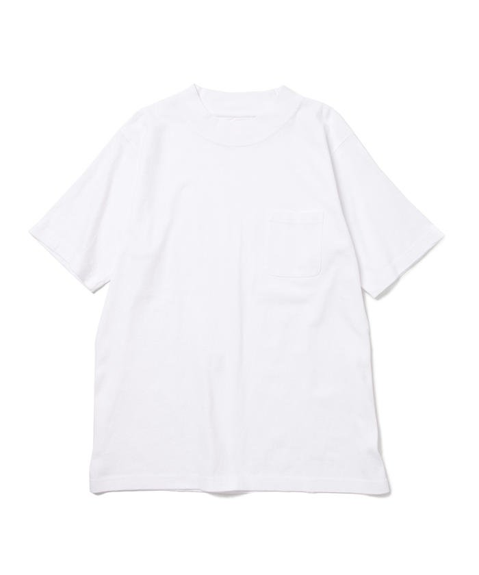 BEAMS / モックネックTシャツ