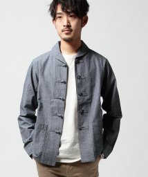 BEAMS OUTLET/BEAMS / シャンブレー チャイナシャツ/500756515
