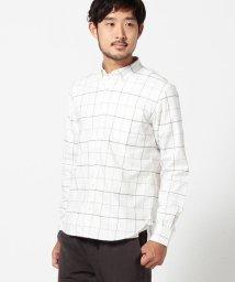 BEAMS OUTLET/BEAMS / ウインドウペンチェックシャツ/500756523