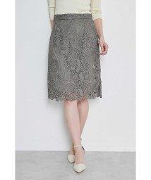 PROPORTION BODY DRESSING/【CanCam 5月号掲載】◆リーフハートケミカルスカート/500756782