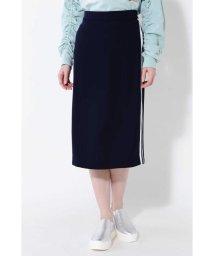 ROSE BUD/サイドストライプタイトスカート/500756834