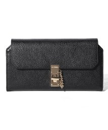 SMIR NASLI/Leather Lock Wallet/500720269