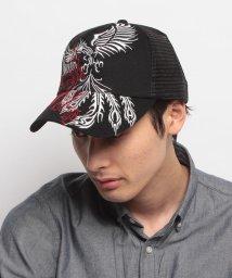STYLEBLOCK/和柄刺繍トライバルメッシュキャップ/500725749