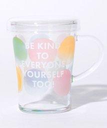 Afternoon Tea LIVING/ドット柄フィルター付き耐熱ガラスマグカップ/500730919
