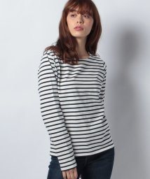 AIGLE/『VERY6月号掲載』WバスクボーダーTシャツ/500733139