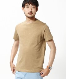 BEAMS MEN/BEAMS / コットン リネン 天竺Tシャツ/500757791