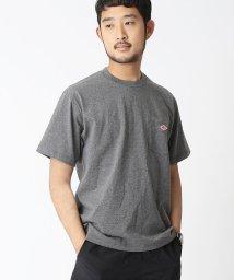 BEAMS MEN/DANTON / ロゴ ポケット Tシャツ▲/500757793