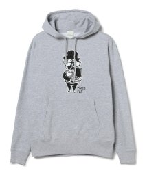 BEAMS OUTLET/【BEAMS】fLAnsisCA / プリント スウェット パーカ 17SS/500757803