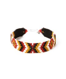 BEAMS OUTLET/SunKu / Bead Braid Bracelet/500757833