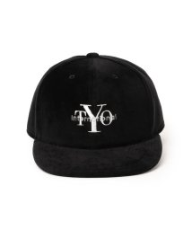 BEAMS OUTLET/Soft Cream × BEAMS / 別注 Velour Snap Back/500757964