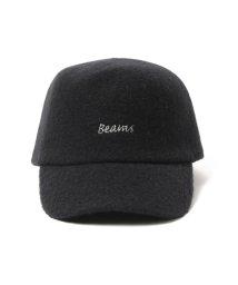 BEAMS OUTLET/BEAMS / ロゴ刺繍ウールキャップ 17AW/500758004