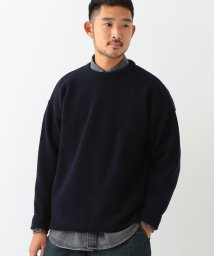 BEAMS MEN/Robert Mackie × BEAMS / 別注 7G Crew Neck Knit/500758093