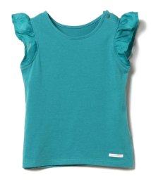 こどもビームス/◆こども ビームス / Daily Cut フリル Tシャツ (90~140cm)/500758325