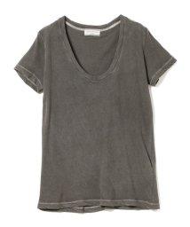 BEAMS OUTLET/Ray BEAMS High Basic / スクープ ネック Tシャツ/500759632