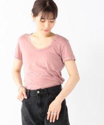 Ray BEAMS/Ray BEAMS High Basic / スクープ ネック Tシャツ/500759632