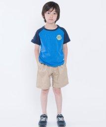 SHIPS KIDS/ATHLETA×SHIPS KIDS:プリント 半袖 TEE(100~130cm)/500759664