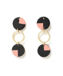 Ray BEAMS/Highlow Jewelry /トリプル サークル ピアス/500759732