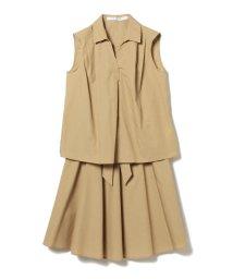 BEAMS OUTLET/Ray BEAMS / スキッパー シャツ+スカート セット/500760144