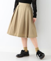 BEAMS OUTLET/Ray BEAMS / グログランタックフ レアースカート/500760209