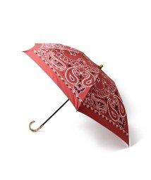 BEAMS OUTLET/manipuri / バンダナ柄 折りたたみ傘 晴雨兼用/500760425