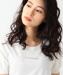 Demi-Luxe BEAMS/jour couture / 別注 swayバーネックレス/500760494