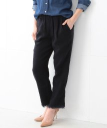 BEAMS OUTLET/Demi-Luxe BEAMS / リネンシルク イージーパンツ/500760603