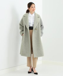 BEAMS OUTLET/Demi−Luxe BEAMS / モヘヤシャギーコート/500760726