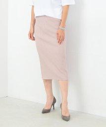 Demi-Luxe BEAMS/Demi-Luxe BEAMS / テレコタイトスカート/500760799