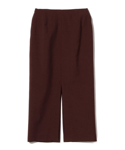 BEAMS OUTLET(ビームス アウトレット)/Demi−Luxe BEAMS / スリット タイトスカート/68270342152