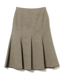 BEAMS OUTLET/Demi-Luxe BEAMS / ネップツイード マーメードスカート/500760808