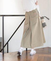 coen/【新色追加・別注】Dickies(ディッキーズ)フレアロングスカート/500760836