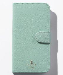 LANVIN en Bleu(BAG)/リュクサンブール iPhoneXケース 480457/LB0004740