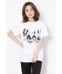 ROSE BUD/RHCPプリントTシャツ/500763608