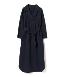 BEAMS OUTLET/Demi-Luxe BEAMS / コットンシルク サッカーワンピース/500763704