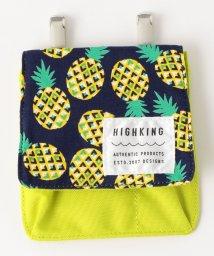 green label relaxing (Kids)/別注HIGHKING(ハイキング)キッズポーチ18S/500732224