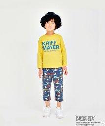 KRIFF MAYER(Kids)/スヌーピークロップドパンツ(140〜160cm)/500735550