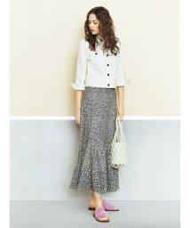 Mila Owen/タチキリデザインフレアスカート/500765800