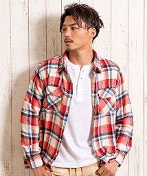 VICCI/VICCI【ビッチ】チェック柄ネルシャツシャツ/500765840