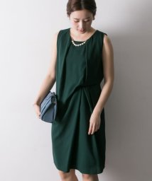 URBAN RESEARCH/COUTURE MAISON ネックレスツキアシメタックドレープワンピース/500766353