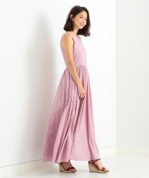Demi-Luxe BEAMS/MARIHA / 夏のレディ ソリッドドレス/500766970