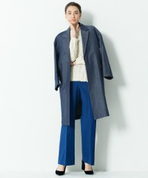 JIYU-KU /【Class Lounge】TWIST DOUBLE CLOTH パンツ/500767889