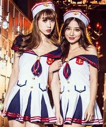 Dita/costume【コスチューム】コスプレ/プリーツ水兵さんネイビー/500769420