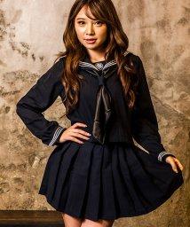 Dita/costume【コスチューム】コスプレ/セーラー服3点セット(シャツ、スカート、スカーフ/500769427